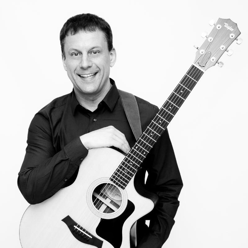 Paul Hill Guitar Teacher And Performer